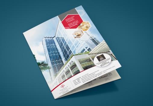 Leaflet Design, 文字排版, 平面設計, 印刷設計